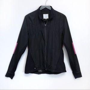 Lululemon | Windbreaker Black Zip Up Jacket Sz 10
